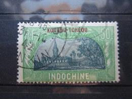 VEND BEAU TIMBRE DE KOUANG - TCHEOU N° 94 !!! - Kouang-Tchéou (1906-1945)