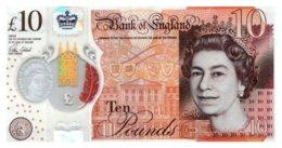 10 Ten Pounds Note - Monnaies & Billets