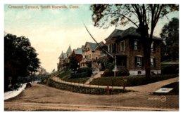 Connecticut South Norwalk , Crescent Terrace - Norwalk