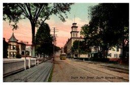 Connecticut South Norwalk , South Main Street - Norwalk