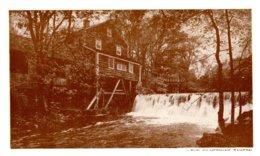 Connecticut  Norwalk , SIlvermine Tavern , 2 Cards - Norwalk