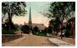 Connecticut South Norwalk , Trinity Church - Norwalk