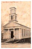 Connecticut  Jewett City , Baptist Church - Norwalk