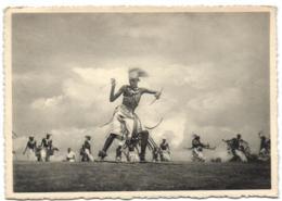 Ruanda - Danseurs Watuzi - Ruanda-Urundi