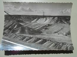 HAUT RHIN 32 E.D.F. CHANTIER D'OTTMARSHEIM TERRASSEMENT CANAL D'AMENEE KM 16 FEVRIER 1950 - Ottmarsheim
