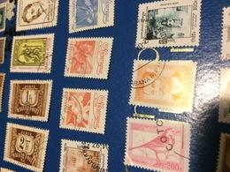 CUBA UOMINI ILLUSTRI - Postzegels