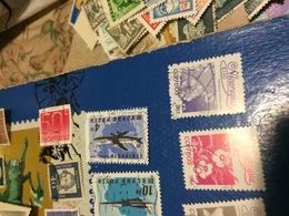NICARAGUA I FIORI - Postzegels