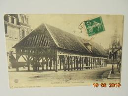 Saint Andre De L'Eure. Ancienne Halle. Gauffeny Langlois - France