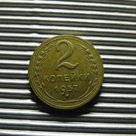 Russia 2 Kopeks 1957 - Russland