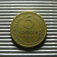 Russia 5 Kopeks 1957 - Rusland