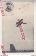 Au Plus Rapide Photographie Et Signature Pilote Lucien Demazel Qui Est Venu à Montauban - Airmen, Fliers