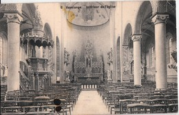 HAVELANGE-INTERIEUR DE L'EGLISE - Havelange