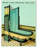 Shanks Patent Independent Spray Bath - Gesundheit