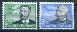 III. Reich - Michel 538/539 Ungebr.* - Duitsland