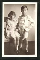 AK Prinz Heinrich Und Prinzessin Imgard, Kinder Kronprinz Rupprecht Von Bayern - Königshäuser