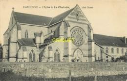 55 La Chalade, L'Eglise, Côté Ouest - Autres Communes