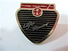 PINS AUTOMOBILE ALFA ROMEO PRESTIGE AUTOMOBILE   / 33NAT - Alfa Romeo