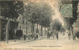 LA VARENNE SAINT HILAIRE BOULEVARD VOLTAIRE - France