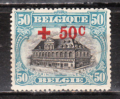 159*  Croix-Rouge - Bonne Valeur - MH* - LOOK!!!! - 1918 Rotes Kreuz