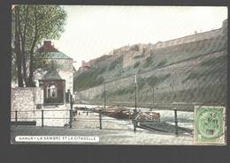 Namur - La Sambre Et La Citadelle - Colorisée - 1908 - Namur
