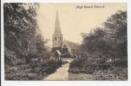 High Beach Church - England