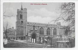 Old Chiswick Church - London Suburbs