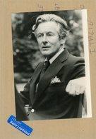 Photo Originale , Le Group-captain  PETER TOWNSEND Officier Britanique  De La Seconde Guerre Mondiale - Guerra, Militares