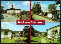 C6694 - TOP Altenbrak - Ferienstützpunkt Des VEB Landtechnisches Instandsetzungswerk Halle Gardelegen - Altenbrak