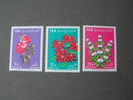 Jemen    ** MNH  Blumen Lot - Jemen