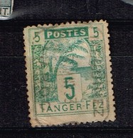 Lot  Tanger-Fez à Identifier - Timbres