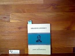 Abraham Lincoln. - Bücher, Zeitschriften, Comics