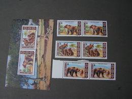 Mongo  Tiere  ** MNH - Mongolei