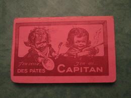 J'en Veux, J'en Ai....des Pâtes CAPITAN (carnet 20 Pages) - Other