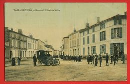 17-1597 - CHARENTE MARITIME - TAILLEBOURG - Rue De L'Hôtel De Ville - Altri Comuni