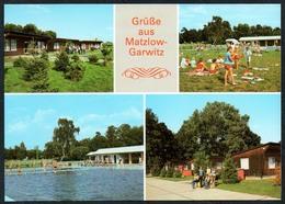 C6707 - TOP Matzlow Garwitz - Kinderferienlager Der Akademie Der Wissenschaften Der DDR - Parchim