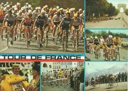Tour De France, Vues, Views, Vedute, Riproduzione B67, Reproduction - Ciclismo