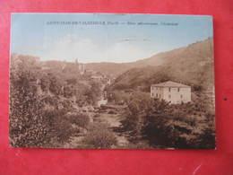 CPA - SAINT JEAN DE VALERISCLE - L'AUZONNET - Autres Communes