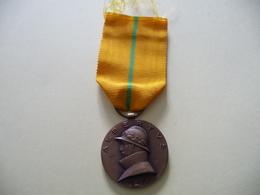 Commémorative Du Règne D' Albert I   1909- 1934 - Belgique
