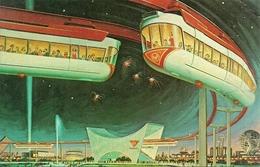 Parco Giochi Con Ferrovia Sospesa, Riproduzione B70, Reproduction - Disney