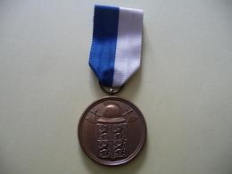 Médaille Des Sapeurs Pompiers Du HAINAUT - Belgique