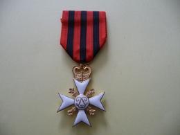 Médaille De L' Ordre Du Glaive - Belgique