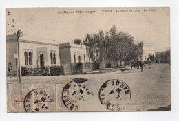 - CPA OUDJDA (Maroc) - Route Du Camp 1914 - Les Villas - Edition Allard N° 16 - - Autres