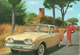 Pubblicitaria Auto, Modello Da Individuare, Riproduzione B82, Reproduction - Ansichtskarten