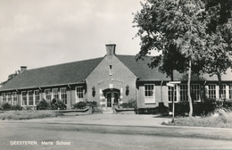CPSM - Pays-Bas - Geesteren - Maria School - Autres