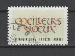 "FRANCE / 2012 / Y&T N° AA 767 : ""Voeux 2013"" (Lettres Arrondies) - Choisi - Cachet Rond - France"