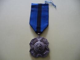 Médaille De L' Ordre De Léopold II - Belgique
