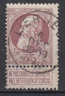BELGIË - OPB - 1905 - Nr 77 (LIERNEUX) - 1905 Thick Beard