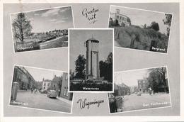 CPSM - Pays-Bas - Groeten Uit Wageningen - Wageningen