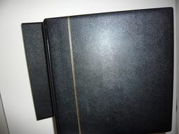 ALBUM SAFE + ETUI + FEUILLES SAFE DUAL BELGIQUE 1973/80 - Collections (sans Albums)