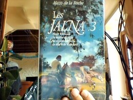 Les Jalna 3 Finch Whiteoak Le Maitre De Jalna La Moisson De Jalna Le Destin De La Roche France Loisirs Neuf - Books, Magazines, Comics